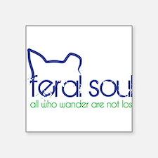 Feral Soul Sticker