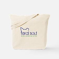 Feral Soul Tote Bag