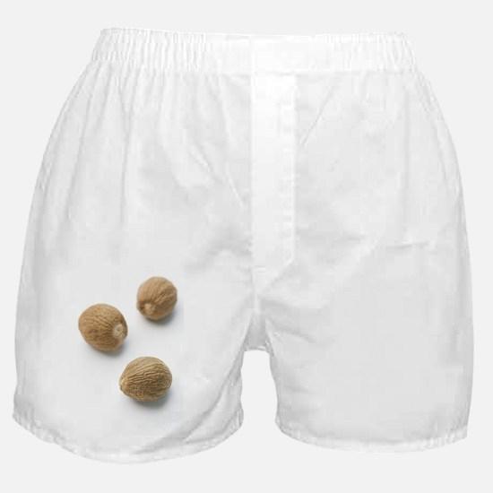 Nutmeg seed kernels - Boxer Shorts
