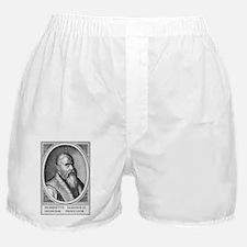 Rembert Dodoens, Flemish botanist - Boxer Shorts