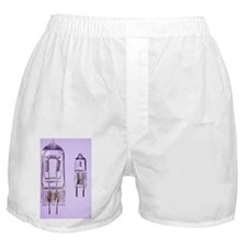 Tungsten Halogen Lamps - Boxer Shorts