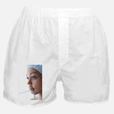 Facelift surgery markings - Boxer Shorts