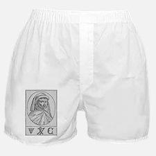 William Caxton, English printer - Boxer Shorts