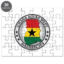 Ghana Accra West Mission - LDS Mission TShirts Gif