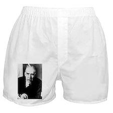 Portrait of Niels Bohr - Boxer Shorts