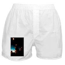 Lunar eclipse - Boxer Shorts