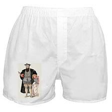 Vasco da Gama, Portuguese explorer - Boxer Shorts