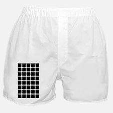 Scintillating grid illusion - Boxer Shorts