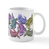 Bearded dragon Standard Mugs (11 Oz)