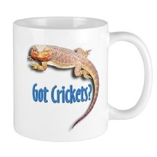 Bearded Dragon 2 Got Crickets Mug