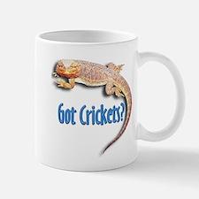 Bearded Dragon 2 Got Crickets Mug