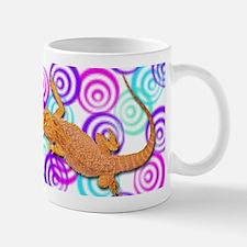 Colorful Bearded Dragons Mug