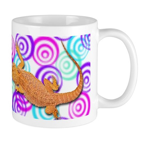 Colorful Bearded Dragons Mug