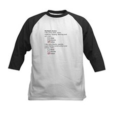 Multiple Choices Baseball Jersey