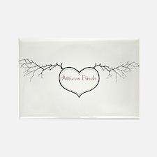 Love Atticus Rectangle Magnet