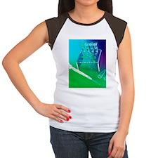 DNA research - Women's Cap Sleeve T-Shirt