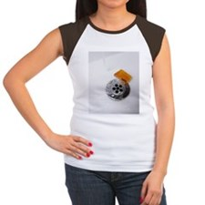 Soap and water - Women's Cap Sleeve T-Shirt