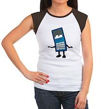 character - Women's Cap Sleeve T-Shirt