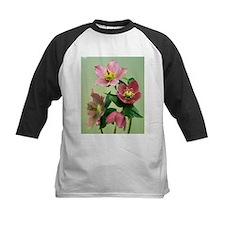 Hellebore flowers - Tee
