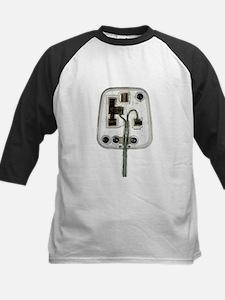 Transparent plug - Kids Baseball Jersey