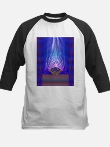 Quantum resonance - Kids Baseball Jersey