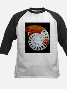 Ammonite fossil - Tee