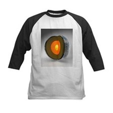 Earth's internal structure - Tee