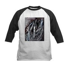 Stibnite crystals - Tee