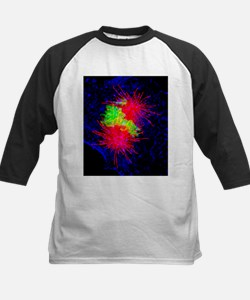 Cancer cell division - Kids Baseball Jersey