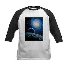 Artwork of a spiral galaxy - Tee