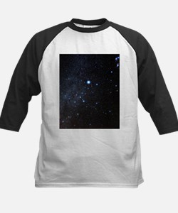 Canis Major constellation - Kids Baseball Jersey
