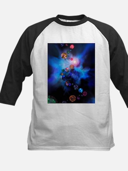Multiple universes - Kids Baseball Jersey