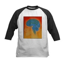 Human brain - Tee