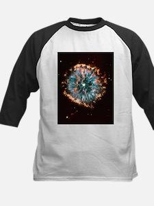 Planetary nebula - Kids Baseball Jersey