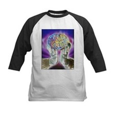 brain in front view - Tee