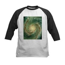 M51 whirlpool galaxy - Tee
