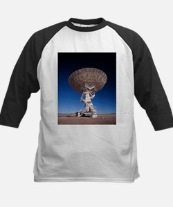 o antenna being moved - Kids Baseball Jersey