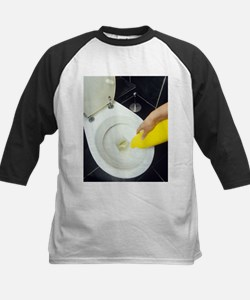 Toilet cleaning - Tee