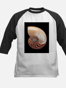 Nautilus shell - Kids Baseball Jersey