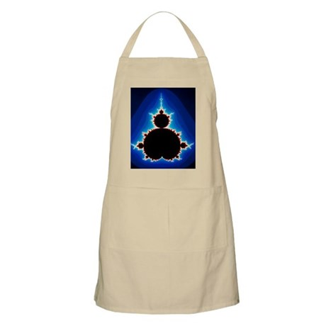 Fractal geometry showing Mandelbrot Set - Apron