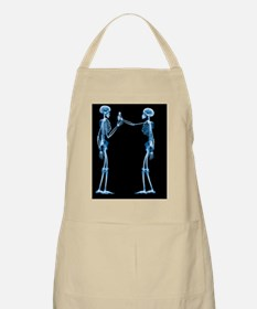 Mobile phone use, X-ray - Apron