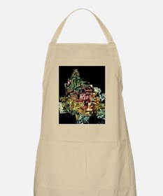 Bismuth artificial crystals - Apron