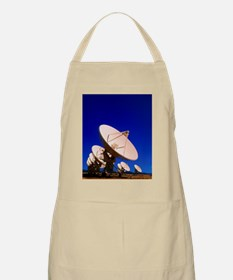 Very Large Array (VLA) radio antennae - Apron