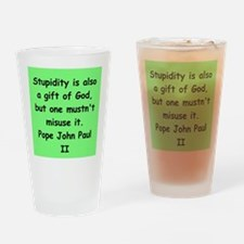 8 Drinking Glass