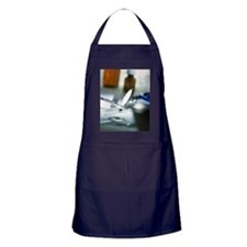 General practitioner's equipment - Apron (dark)