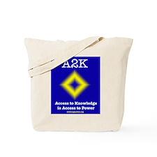 A2K Tote Bag