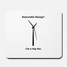I'm a big fan Mousepad