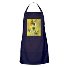 Robot insects - Apron (dark)