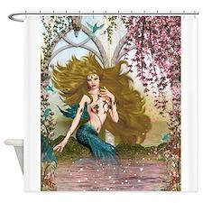 Best Seller Merrow Mermaid Shower Curtain