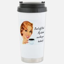 Cute Military wives Travel Mug